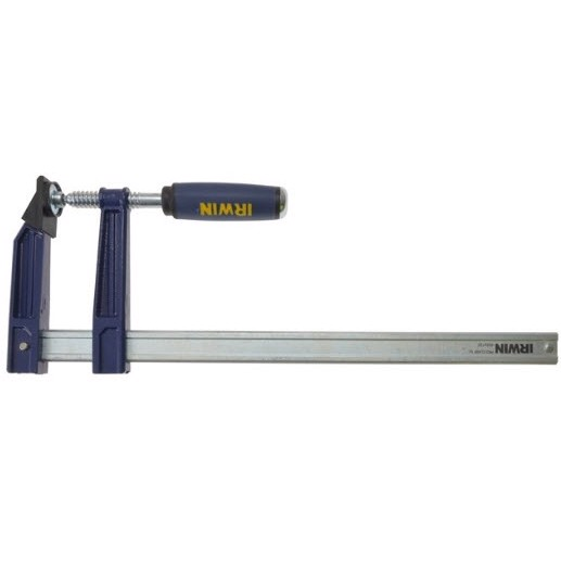 Kẹp gỗ chữ F - Medium (Depth 76mm) Irwin 400mm-800mm