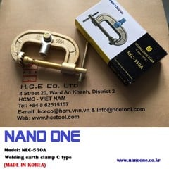 KẸP MASS - NANO ONE - MADE IN KOREA
