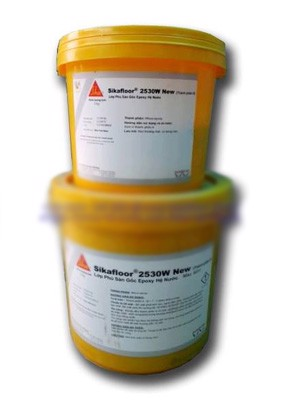 Sơn Epoxy Sikafloor 2530 New