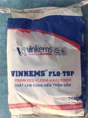 VINKEMS FLO-TOP GREEN