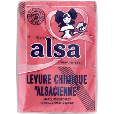 Bột nở Alsa Baking powder 11g