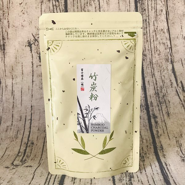 Tinh than tre Bamboo Charcoal Powder 100g