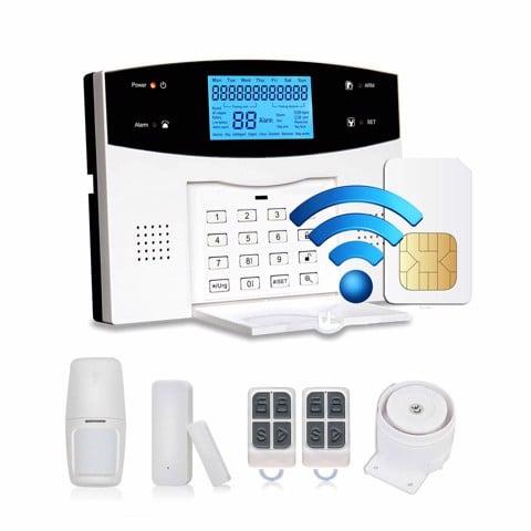 Bộ thiết bị chống trộm SmartZ hỗ trợ kết nối ổ cắm điện không dây
