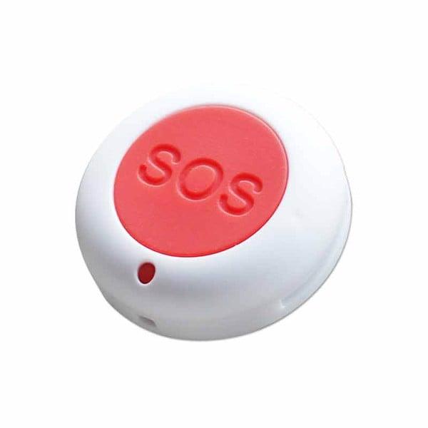 Nút Nhấn Báo Động Khẩn Cấp SOS SmartZ BSOS.433 Không Dây 433MHz