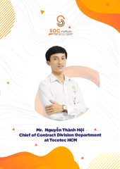 Chief of Contract Division Department at Tecotec HCM