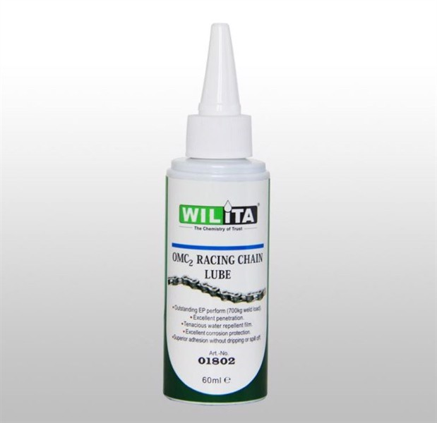 Chai xịt sên Wilita OMC2 Racing Chain Lube 60ml
