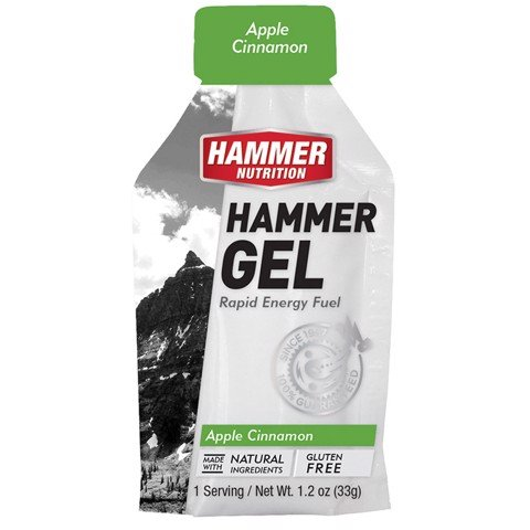 Gel Uống Bổ Sung Hammer Nutrition Hammer Gel Apple-Cinnamon 33g