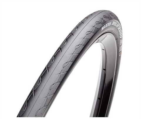 Vỏ xe đạp Road Maxxis High Road 700x25 HYPR K2 TR One70 170TPI