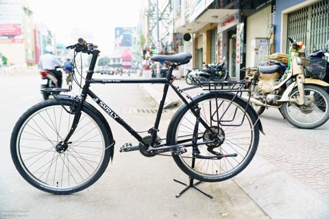 Xe đạp touring Surly LHT Group M6000