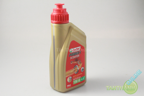 Nhớt tay ga Castrol Power1 4AT 10w40