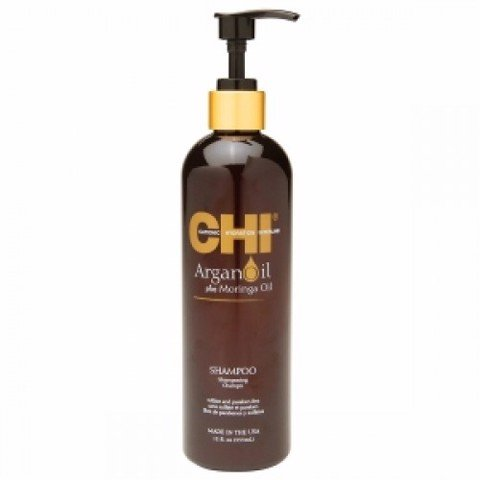 Dầu gội Chi Argan plus Moringa Oil Shampoo 355ml