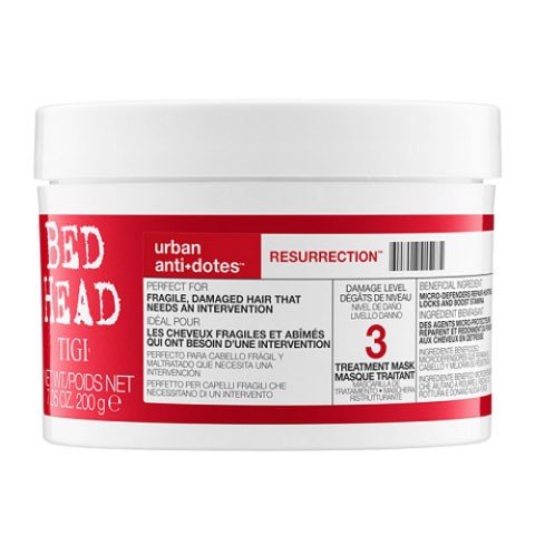 HẤP Ủ TÓC TIGI ĐỎ 200ML - TIGI BED HEAD TREATMENT MASK 200ML