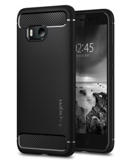 Spigen Rugged Armor HTC U11 Carbon Fiber Design (2017)