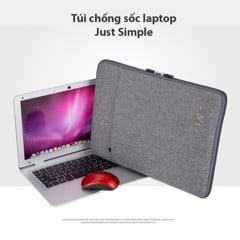 [11] Túi chống sốc Just Simple Macbook