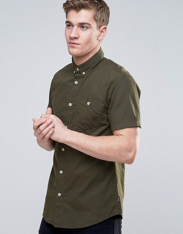 Áo sơ-mi Jack & Jones Originals Short Sleeve