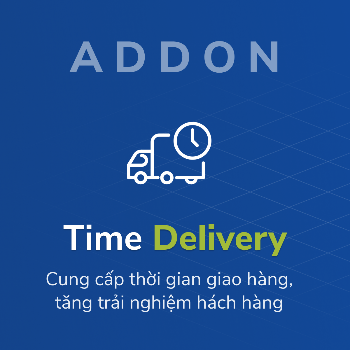 Time delivery