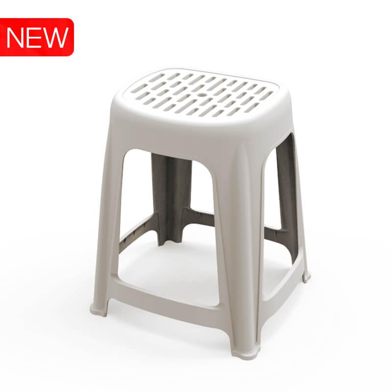 Ghế nhựa cao Oval