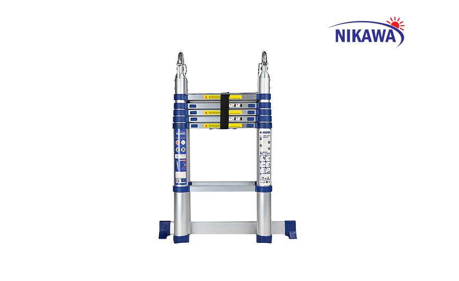 Thang nhôm rút đôi NIKAWA 5m6 NK-56Al