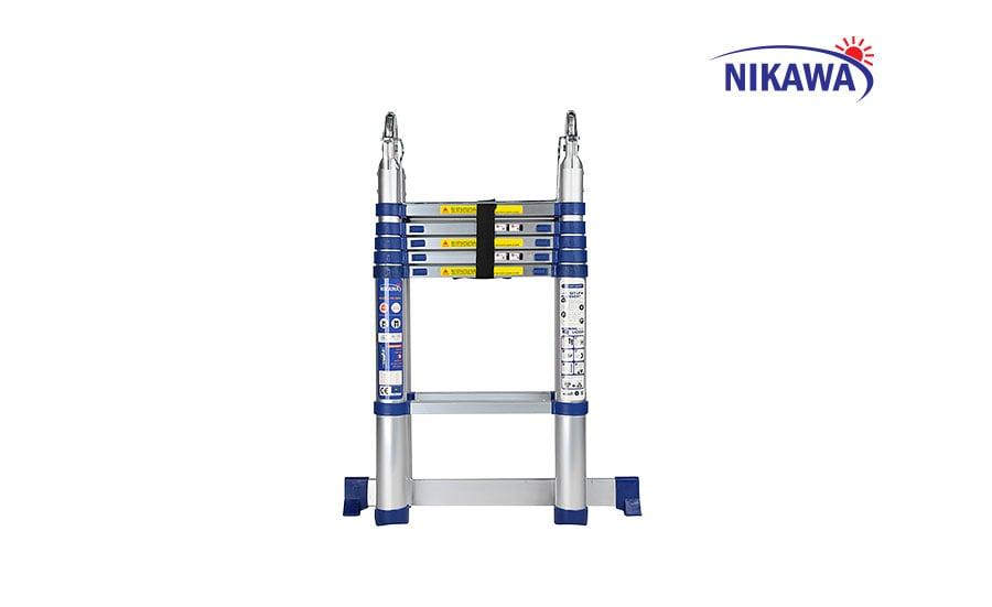 Thang nhôm rút đôi NIKAWA 4m4 NK-44Al