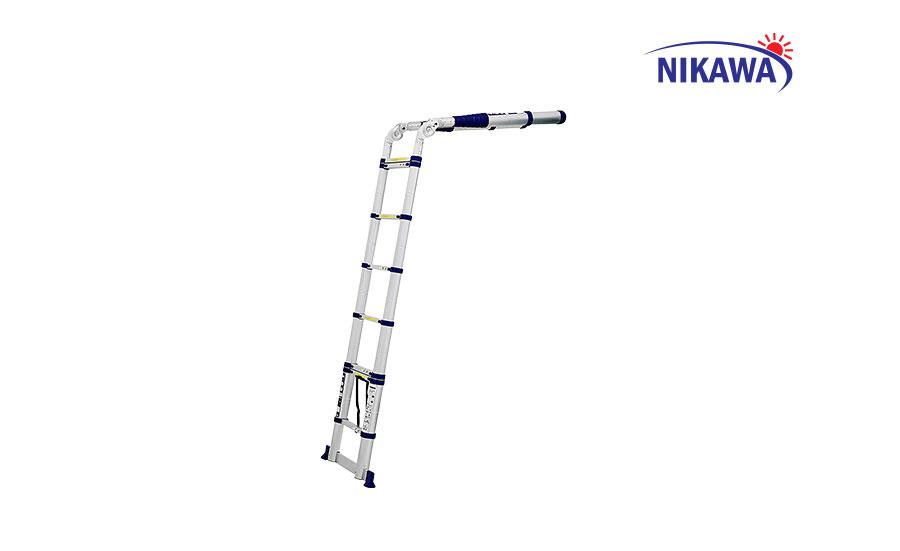 Thang nhôm rút đôi NIKAWA 3m8 NK-38Al
