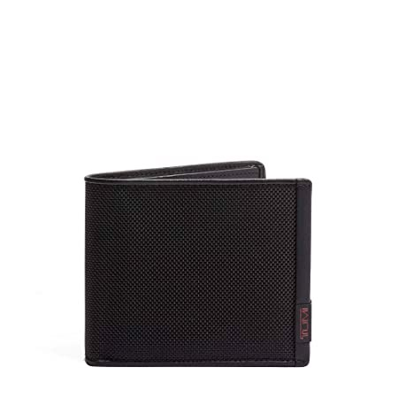 ALPHA SLG GB CENTER FLIP PASSCASE BLK
