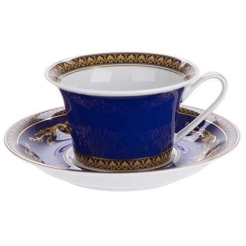 LY TRÀ - Cup/Saucer 4 low