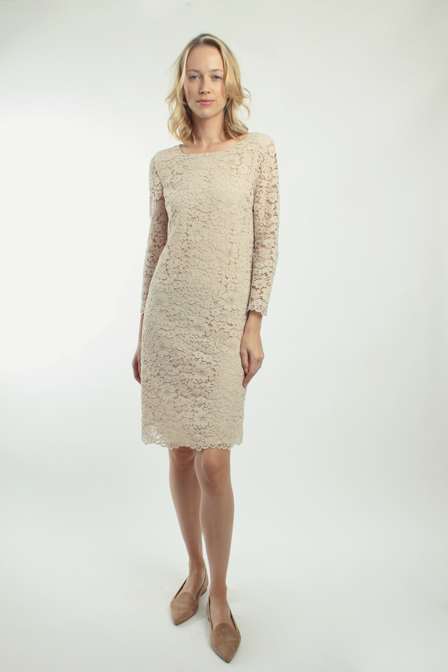 Lace dress - MARILISE GREGE