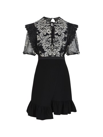LACE PARADOX DRESS