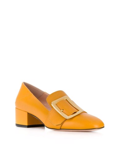 Bally buckled 40mm loafers
