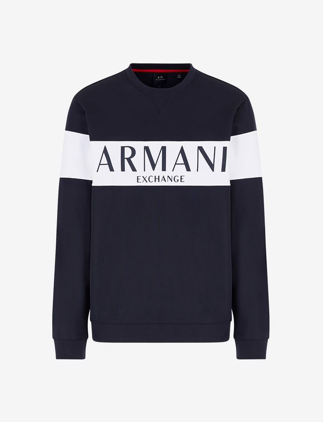 MEN SWEATSHIRT (3HZMAE-ZJ3FZ-2554)