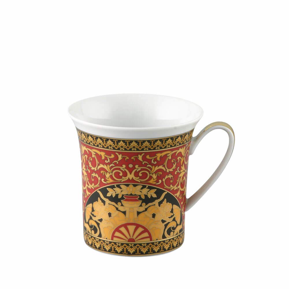 LY SỨ - MUG WITH HANDLE (RED)