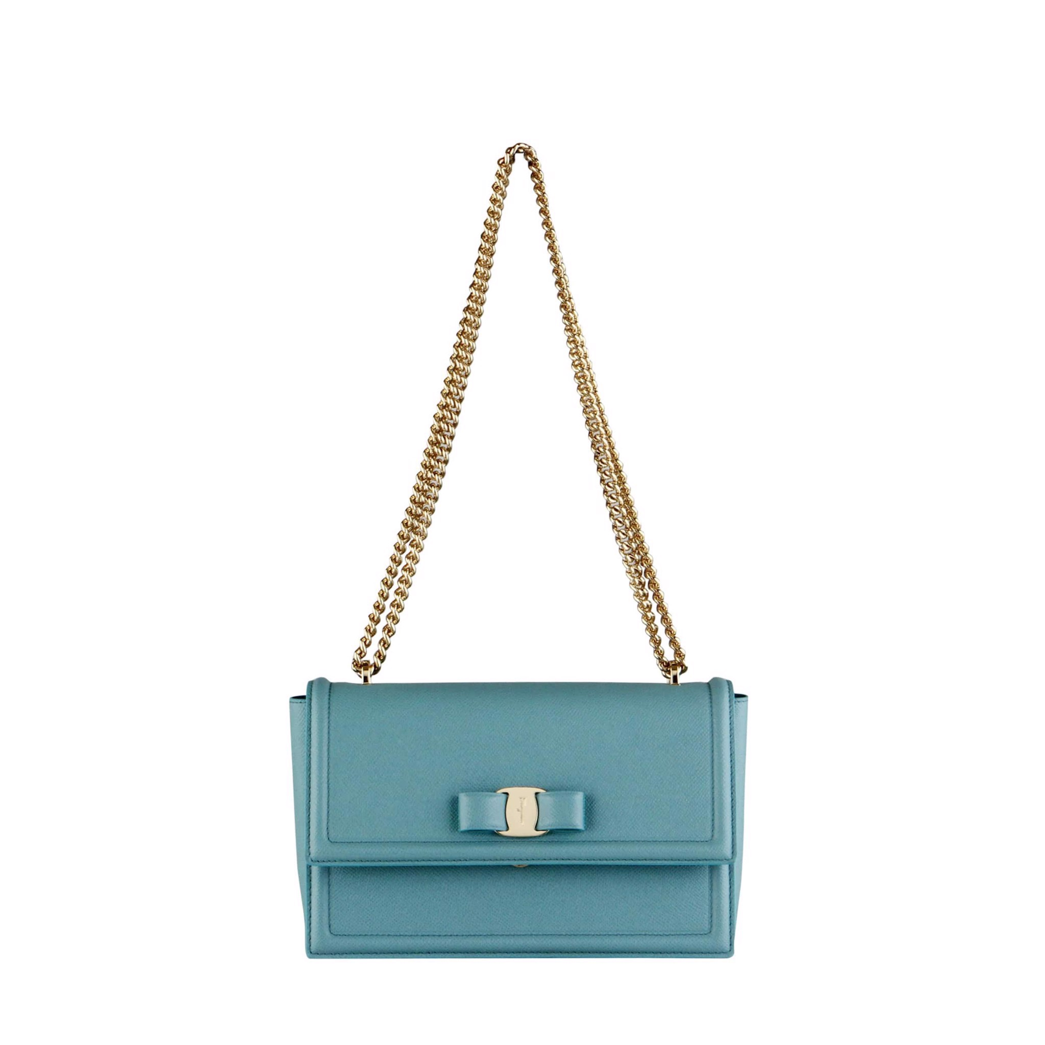 Vara bow flap bag