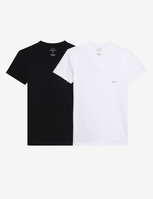 MEN 2-PACK T-SHIRT (956004-CC282-42520)