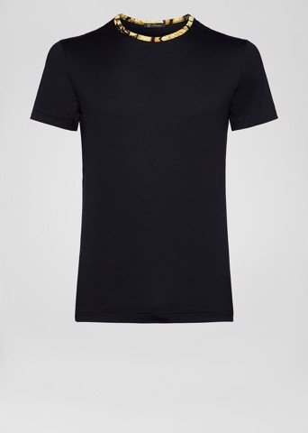 BAROCCO MOTIF GYM T-SHIRT