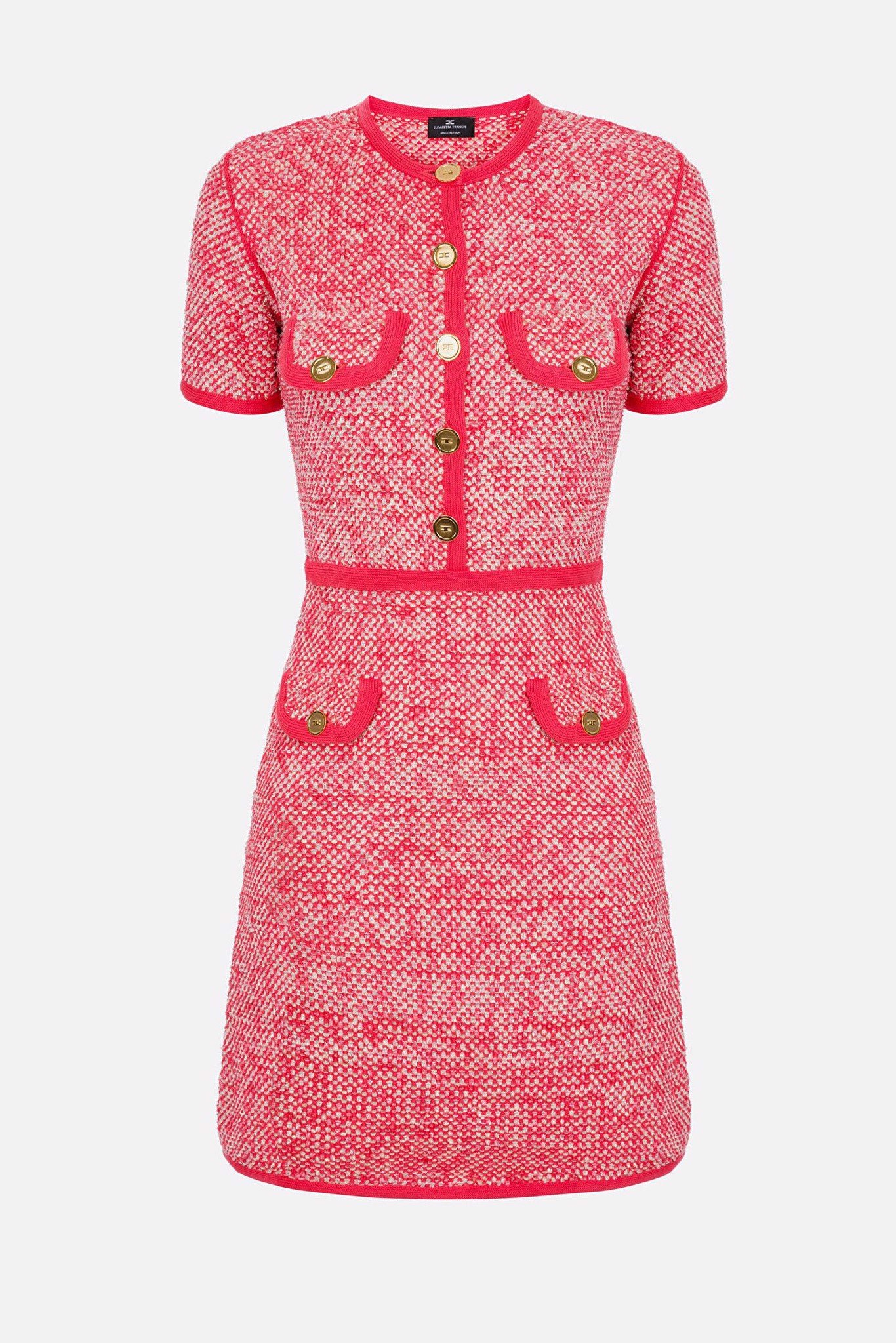 Woman's Knitted Dress