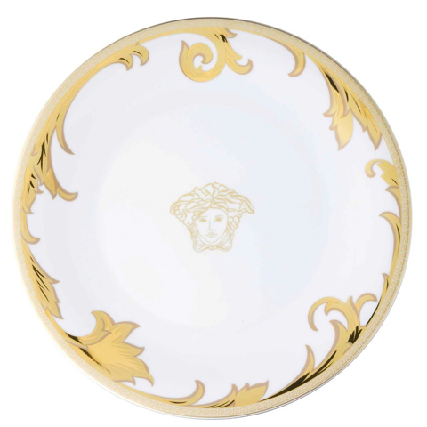 ARABESQUE GOLD DINNER PLATE