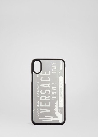 LICENSE PLATE LOGO PHONE CASE