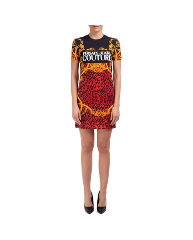 BAROCCO PRINT DRESS