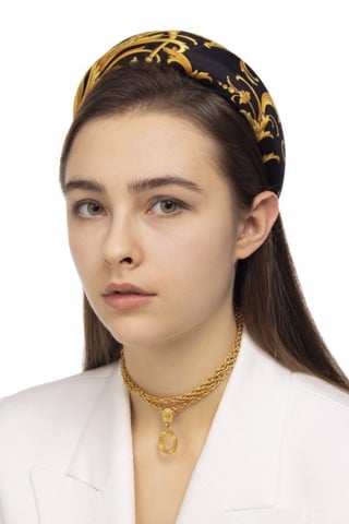 BAROCCO SILK HEADBAND