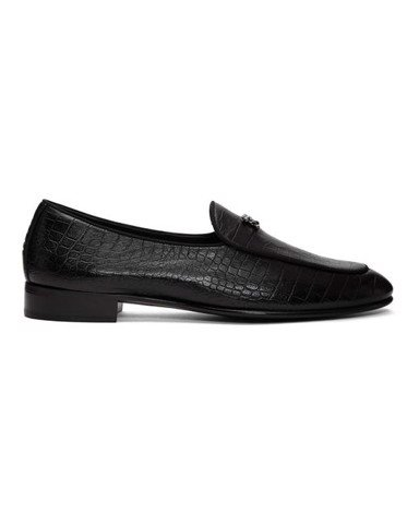 Leather Black Darwin Loafers