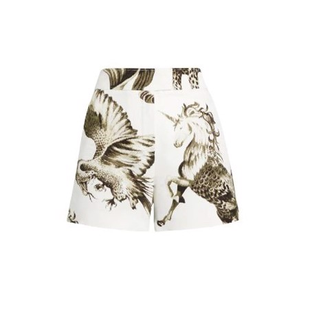 HYBRID ANIMALS PRINTED SHORTS