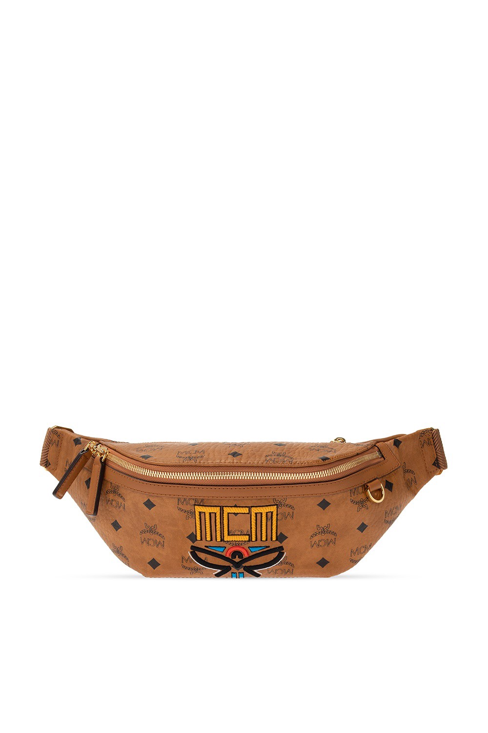 FURSTEN TRIBAL LAUREL BELT BAG MED
