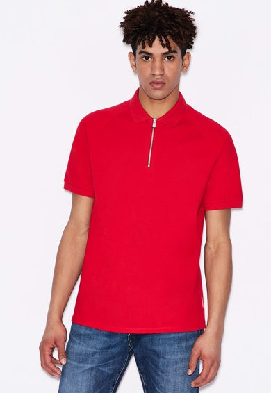 MEN POLO - 3HZFAD-ZJ81Z-1401