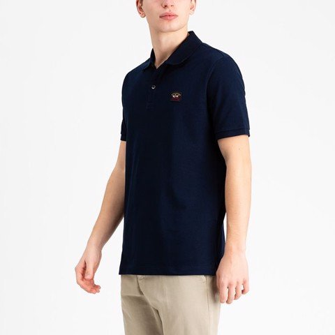 MEN'S KNITTED POLO SHIRT - C0P1070
