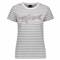 LADIES' KNITTED T-SHIRT - E20F1019