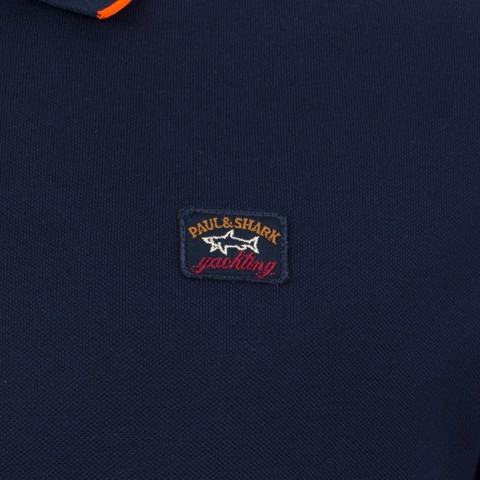 MEN'S KNITTED POLO SHIRT - E20P1205