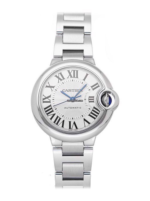 WATCH BALLON BLEU 33MM STEEL AUTO MVT-W6920071