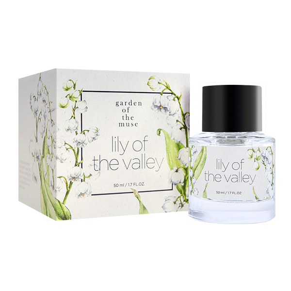 Nước hoa nữ Garden Of The Muse - Lily Of The Valley EDP 50ml