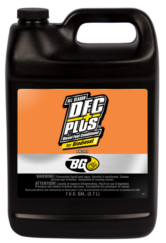 BG Biodiesel Fuel Conditioner