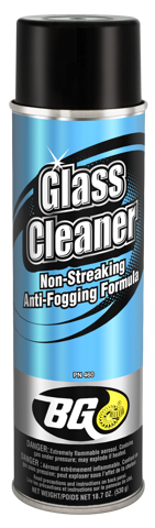 BG Glass Cleaner